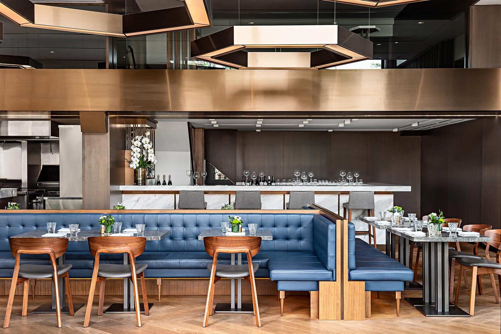 Gillian Jackson | Hexagon Restaurant | Oakville