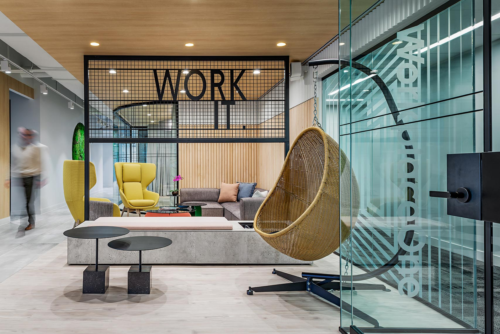 Gillian Jackson | Workplace One | Toronto